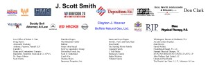 Premium and High Visibility Sponsors